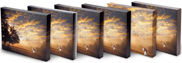 Photolab Canvas Wrap and Gallery Canvas Wraps
