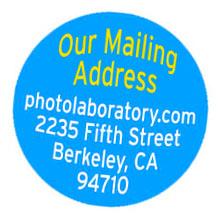 Photolab Mailing Address